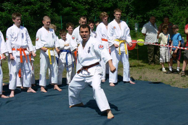 Zdjęcia z: Pokaz w SP nr 9 w Fordonie - czerwiec 2010