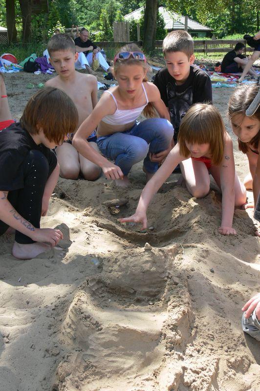 Zdjęcia z: Letni obóz BKSzW - Przyjezierze 2010