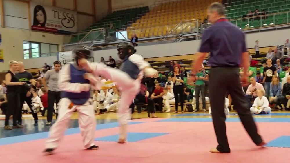 Zdjęcia z: Mistrzostwa Województwa Kujawsko-Pomorskiego Karate Kyokushin w Świeciu
