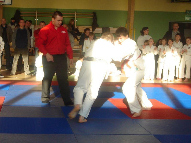 Zdjęcia z: Ogólnopolski Turniej Mikołajkowy Ju Jitsu