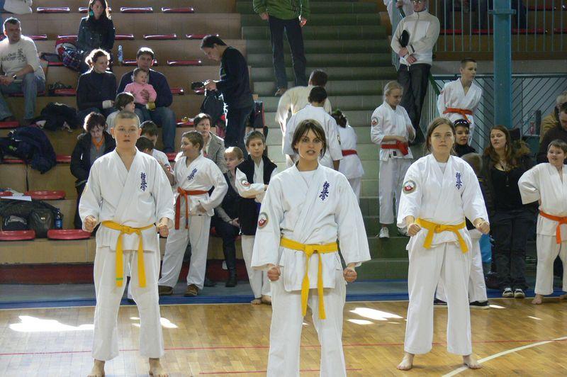 Zdjęcia z: Mistrzostwa Polski Kata IKO Kyokushin Tezuka Group Wałbrzych 27.02.2010