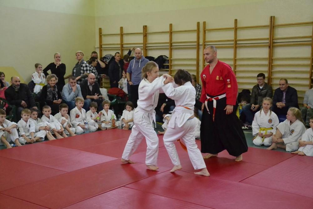 Zdjęcia z: VI Mistrzostwa Ziemi Konińskiej Ju Jitsu 2.XII.2107