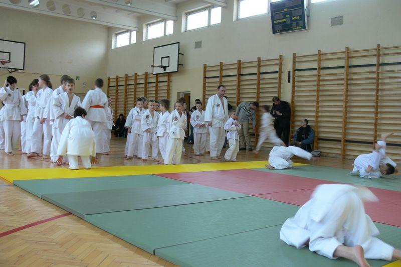 Zdjęcia z: Egzamin ju jitsu - luty 2009