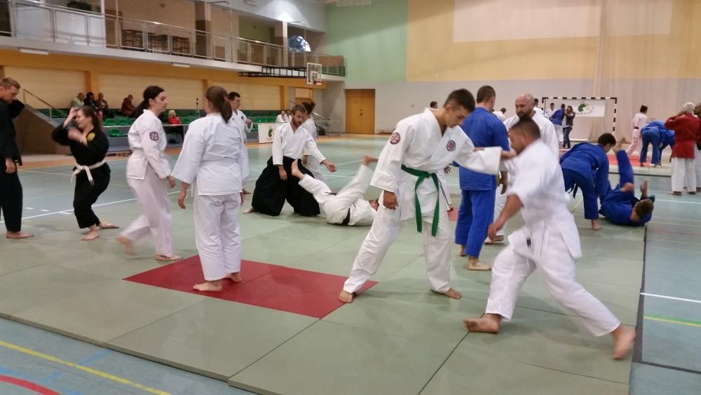 Zdjęcia z: Gala Sportów Walki im.Michała Godnicza w Słupsku