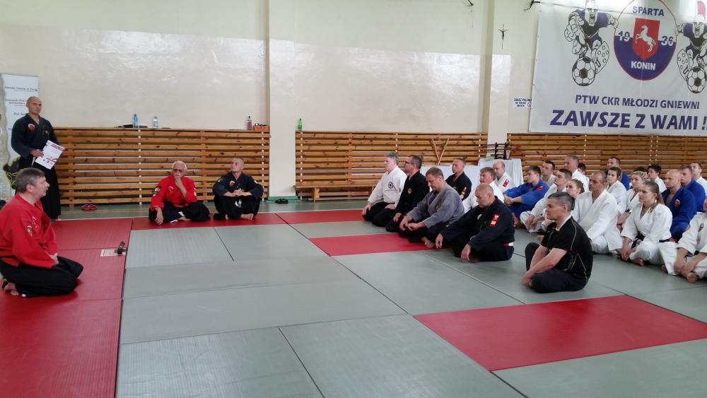 Zdjęcia z: 18.06'16 Konsultacje Ju JItsu w Koninie