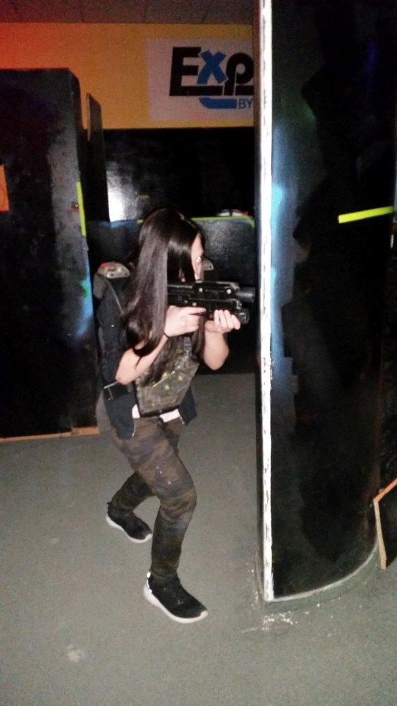Zdjęcia z: Laser Fight 25.02.2017