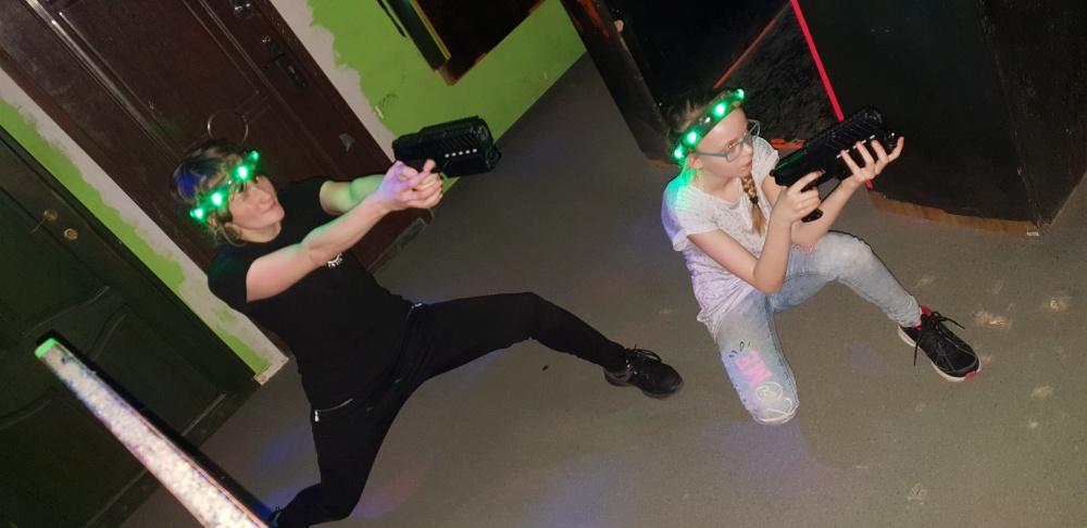Zdjęcia z: Laser Fight 30.03.2019