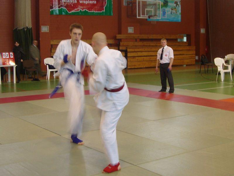 Zdjęcia z: Mistrzostwa Polski Młodzieżowców Ju Jitsu Gorzów Wlkp.-29.03'09
