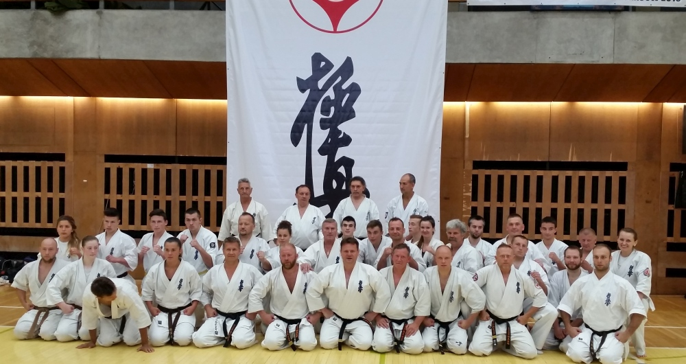 Zdjęcia z: Obóz Karate Kyokushin Kraków 2016