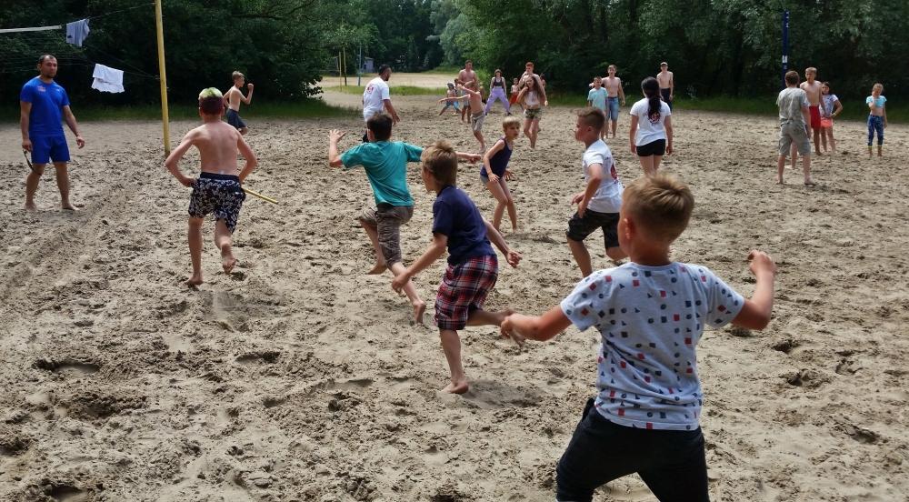 Zdjęcia z: Obóz BKSzW Przyjezierze 2017