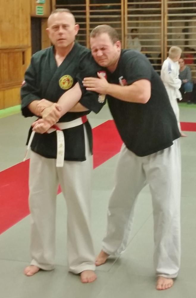 Zdjęcia z: Seminarium Ju Jitsu w Szczecinie