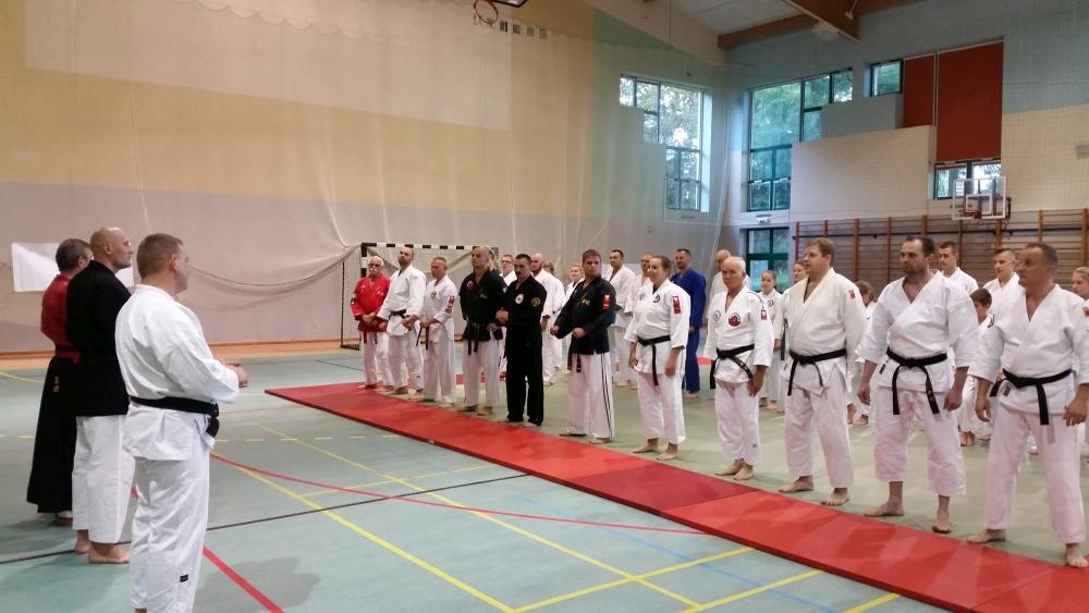 Zdjęcia z: Seminarium i Gala Sportów Walki -Słupsk 2016