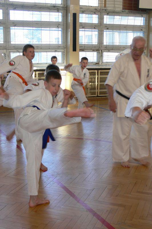 Zdjęcia z: Shihan Alain Breugelmans w BKSzW maj 2009