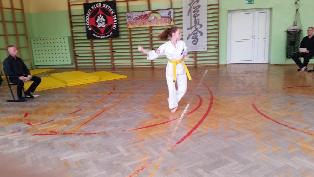 Zdjęcia z: Turniej BKSzW w Kata