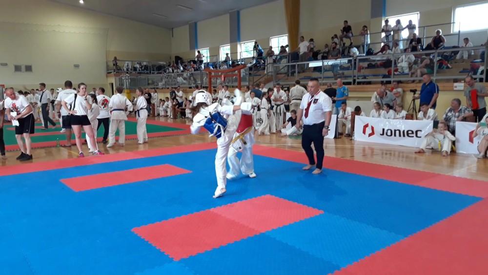 Zdjęcia z: Międzynarodowy Turniej Karate Kyokushin 15.06.2019 Limanowa