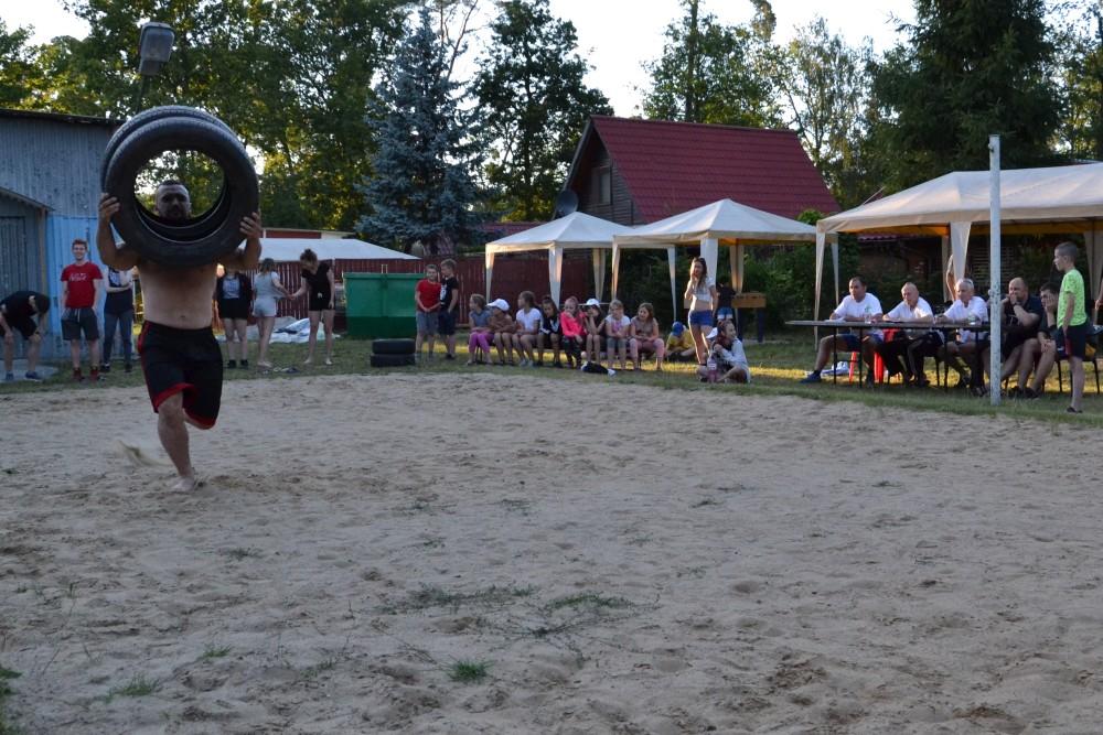 Zdjęcia z: Turniej Najsilniejszego Obozowicza BKSzW oraz piłki nożnej