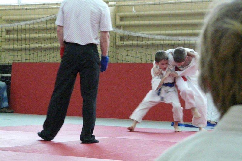 Zdjęcia z: Turniej judo i ju jitsu - Słońsk