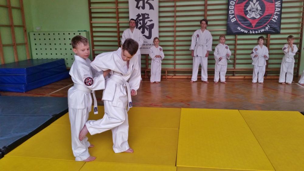 Zdjęcia z: Egzamin Ju Jitsu 18.02.2017