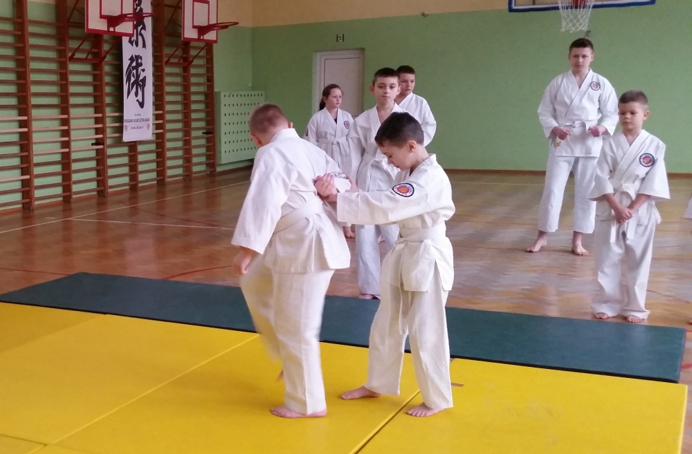Zdjęcia z: 13.02.2016r. Egzamin ju jitsu