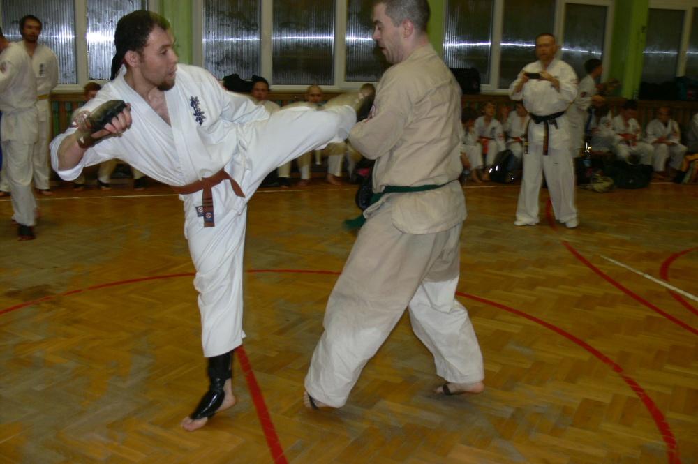 Zdjęcia z: 20.12.2014r. Egzamin Karate Kyokushin
