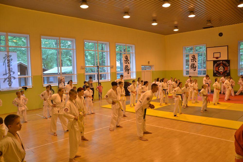 Zdjęcia z: Konsultacje Ju Jitsu BKSzW Przyjezierze 2018