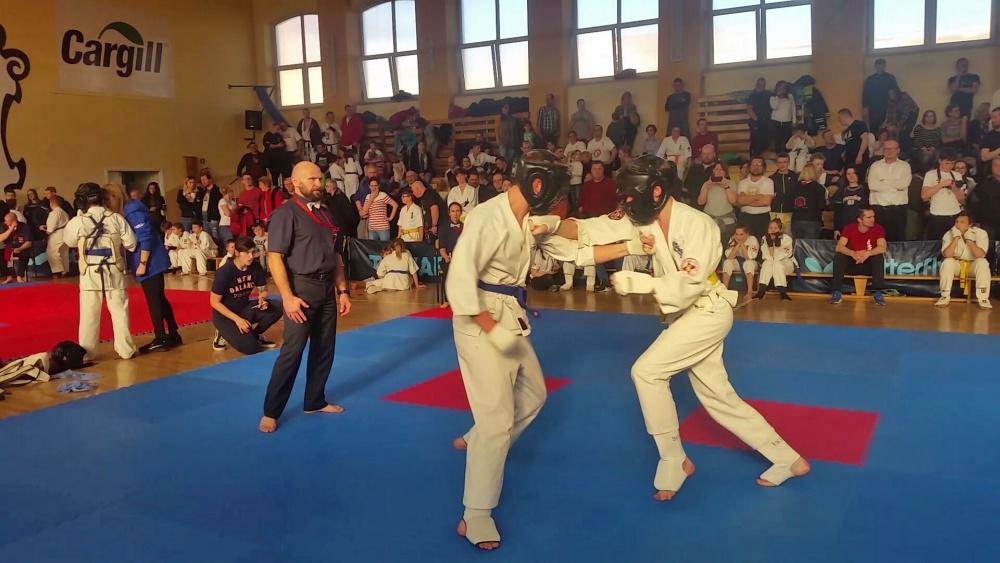 Zdjęcia z: Mistrzostwa Województwa Kujawsko-Pomorskiego Karate Kyokushin 24.02.2019 Chełmno