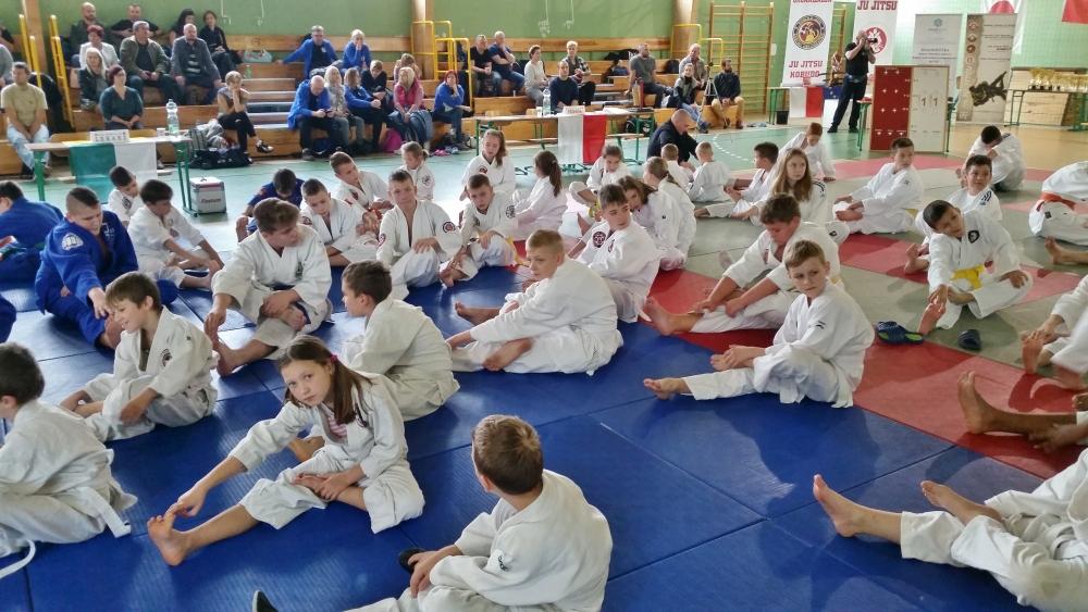 Zdjęcia z: XXI Mistrzostwa Polski Ju Jitsu Zielona Góra 21.10.2017