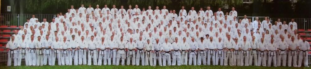Zdjęcia z: Międzynarodowy obóz kyokushin Kraków lipiec 2014r.