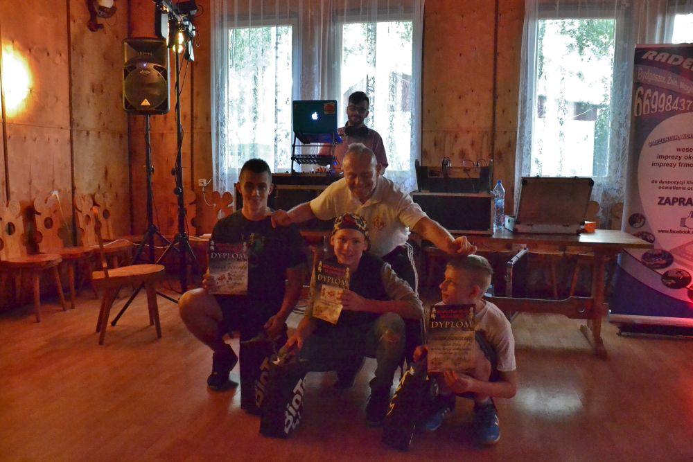 Zdjęcia z: Obóz BKSzW Przyjezierze 2018