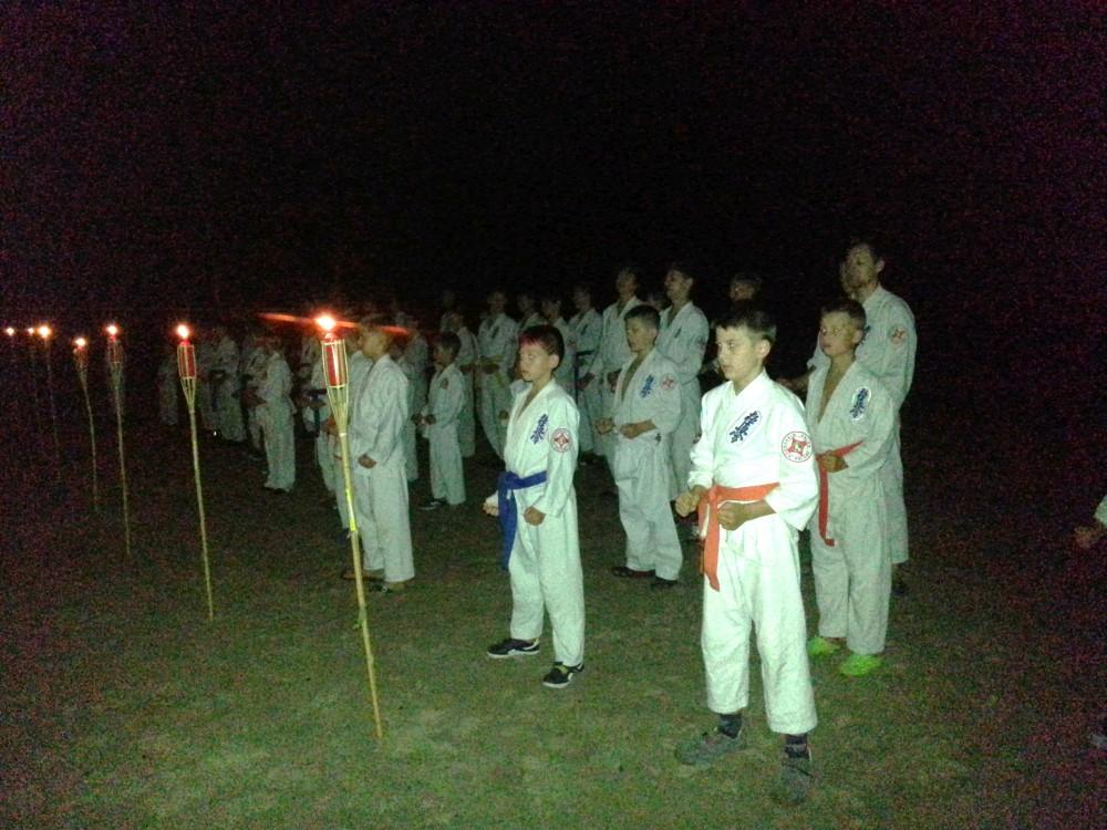 Zdjęcia z: Obóz BKSzW 2015