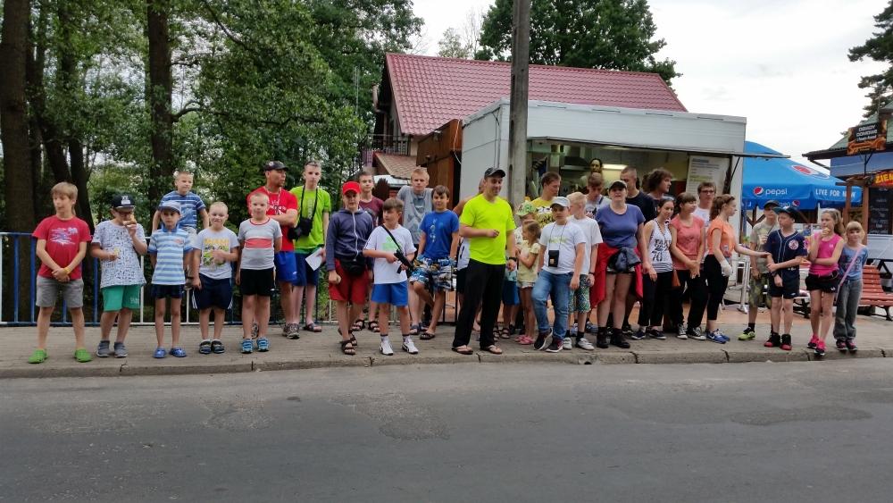 Zdjęcia z: Obóz BKSzW 2016