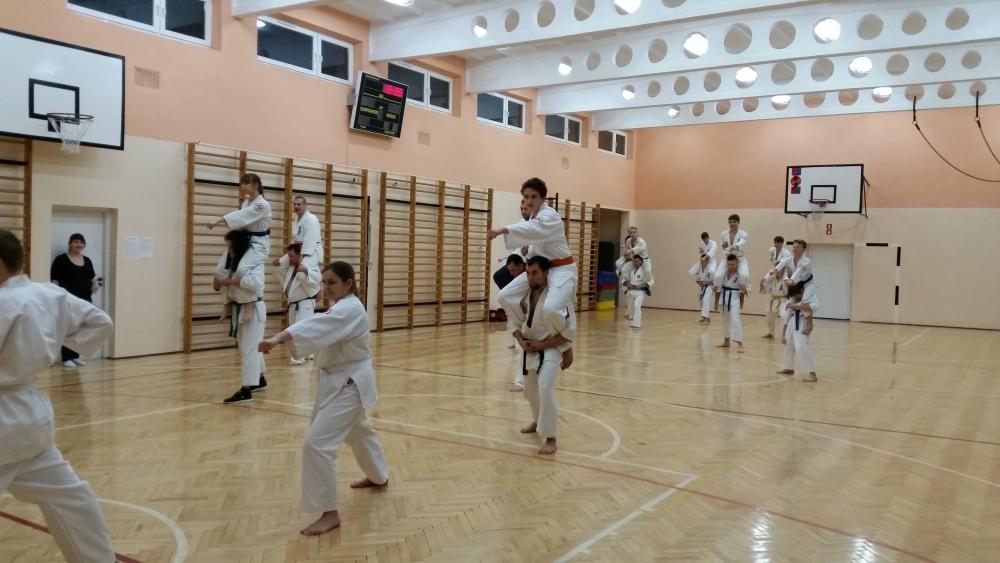 Zdjęcia z: Nasz ostatni trening w 2015
