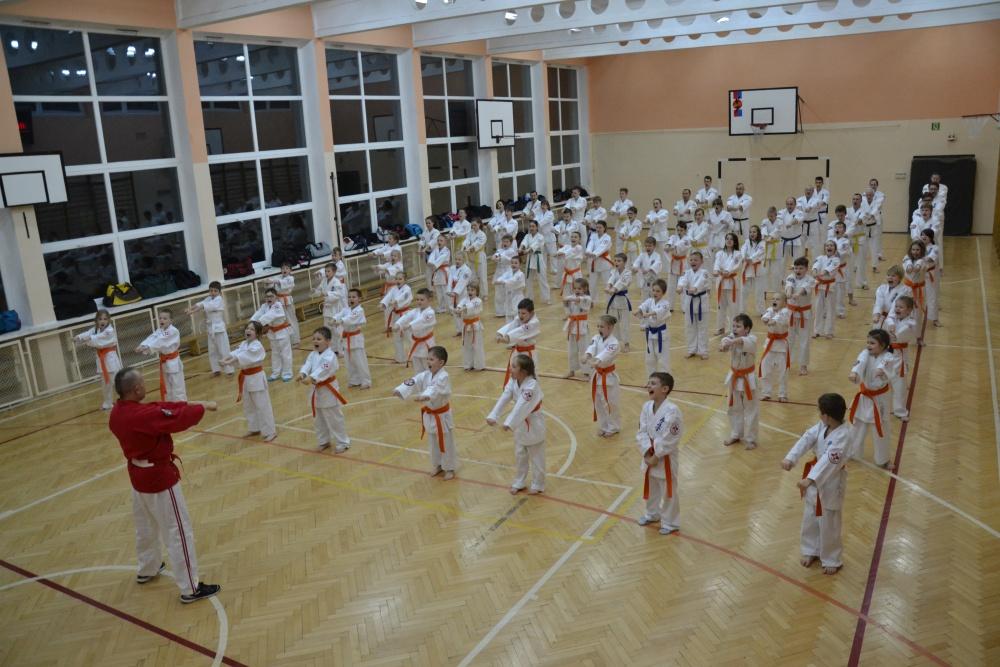 Zdjęcia z: Ostatni trening  BKSzW w  roku 2017