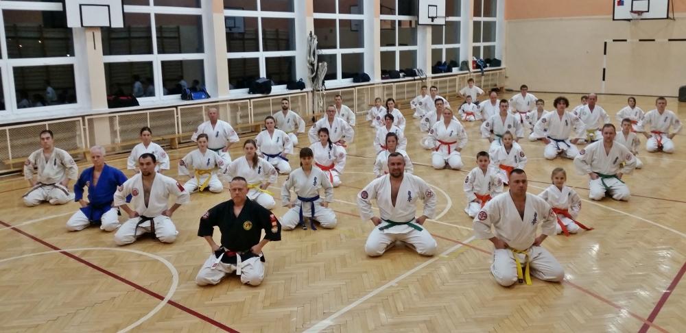 Zdjęcia z: Ostatni trening BKSzW w roku 2016