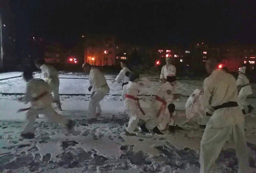 Zdjęcia z: Pierwszy śnieg 2019