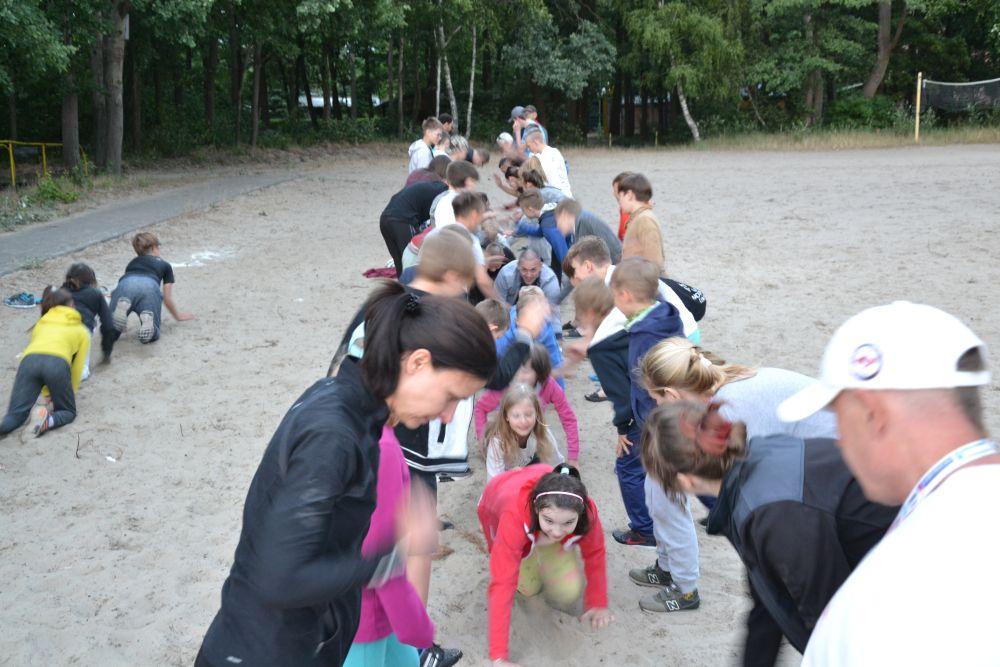 Zdjęcia z: Przysięga obozowa 2018