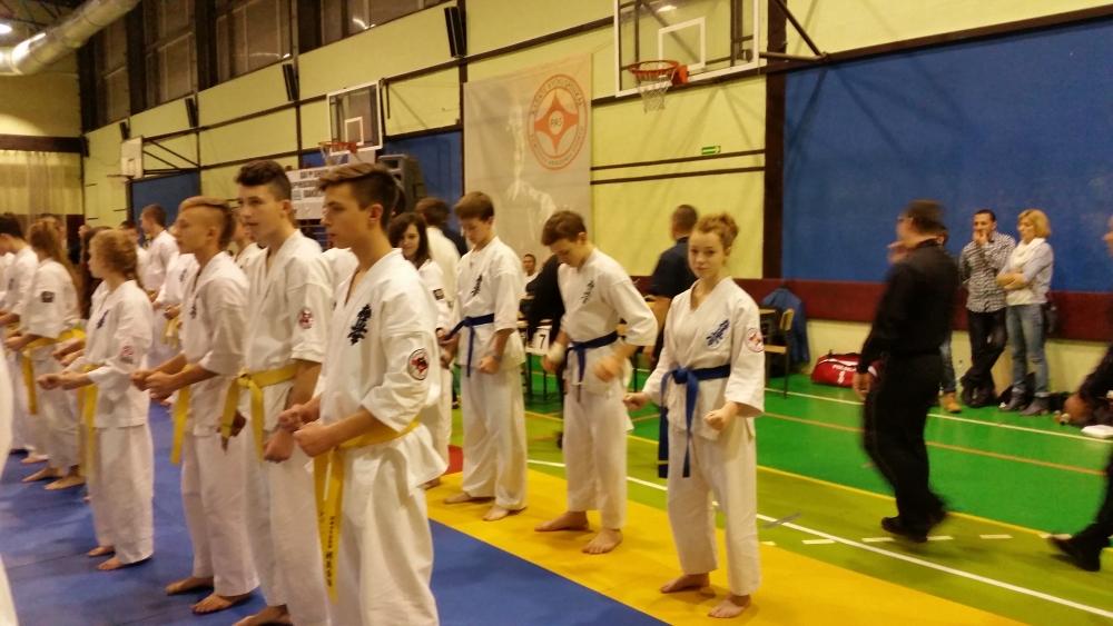 Zdjęcia z: 12.12'15 Puchar Polski Kyokushin Karate w Gdańsku