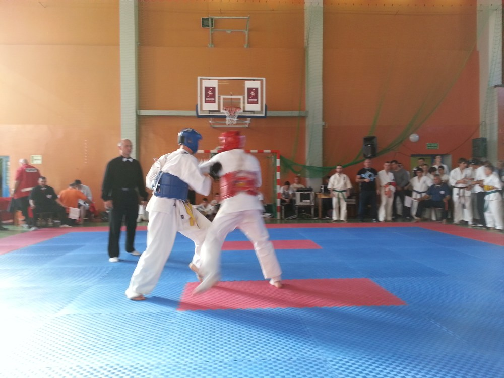 Zdjęcia z: 04.10.2014r.Miedzynarodowy Puchar Karate Kyokushin w Sieradzu