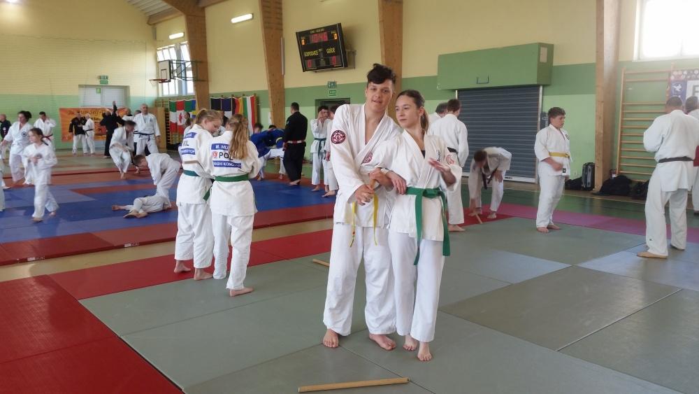 Zdjęcia z: 27-29.04.2018 Międzynarodowe Seminarium Ju Jitsu w Zielonej Górze