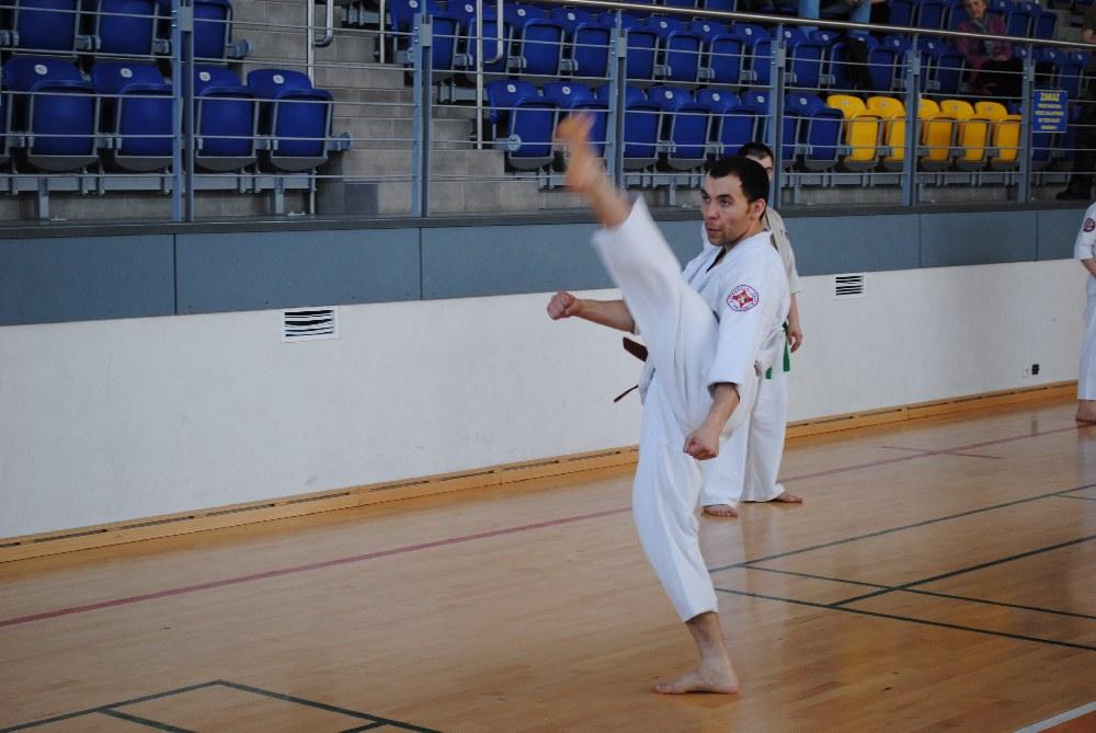 Zdjęcia z: 22.03.2014r.seminarium Karate Kyokushin-Katowice