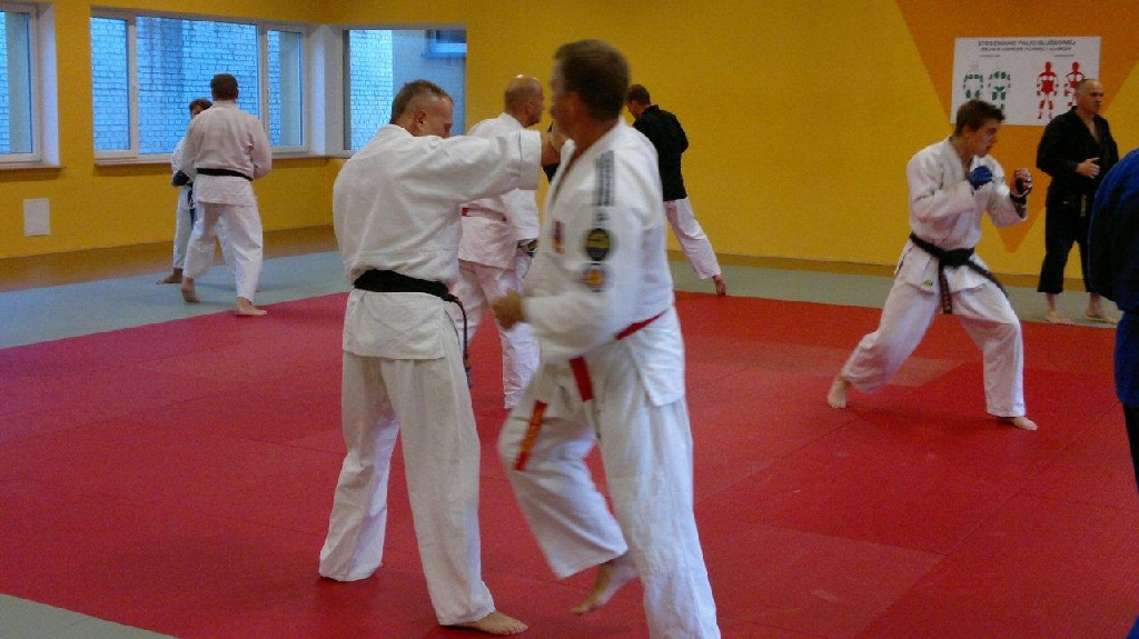 Zdjęcia z: Międzynarodowe Szkolenie i Puchar Polski Fighting Ju Jitsu Słupsk 2011r.
