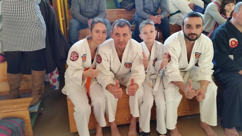 Zdjęcia z: Ogólnopolski Turniej Ju Jitsu w Zielonej Górze