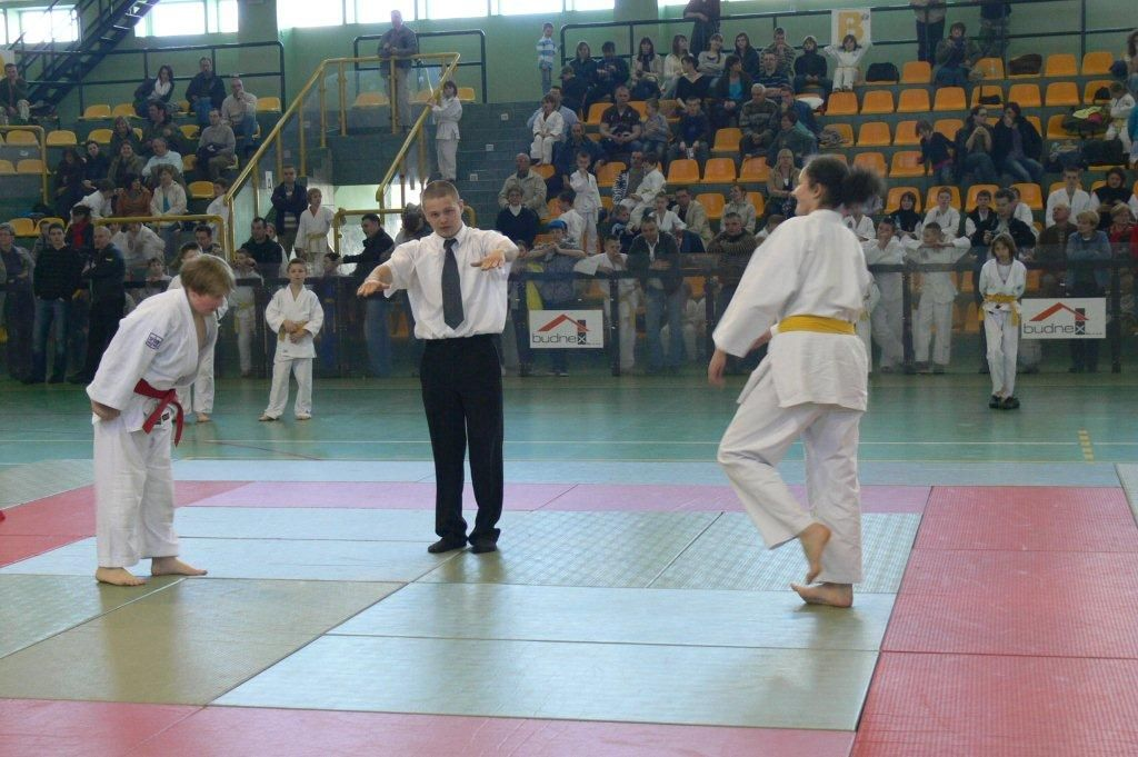 Zdjęcia z: Ogólnopolski turniej Judo i Fighting Ju Jitsu 10.04.2011r
