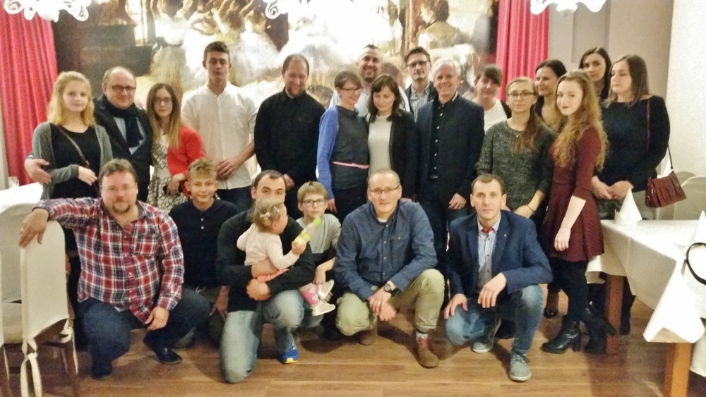 Zdjęcia z: Urodzinowa imprezka sempai Sławka