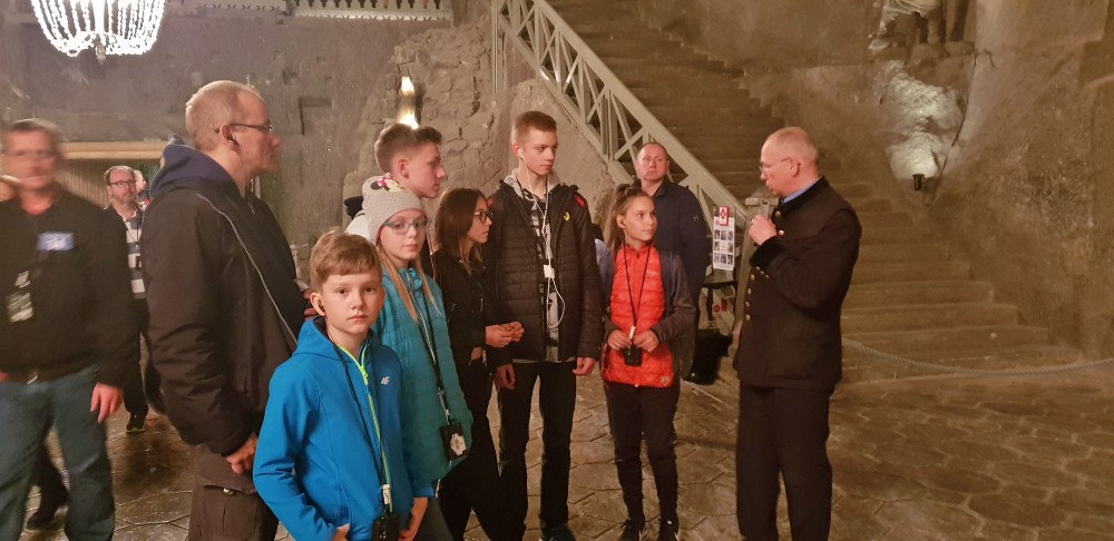 Zdjęcia z: Wieliczka 11.05.2019
