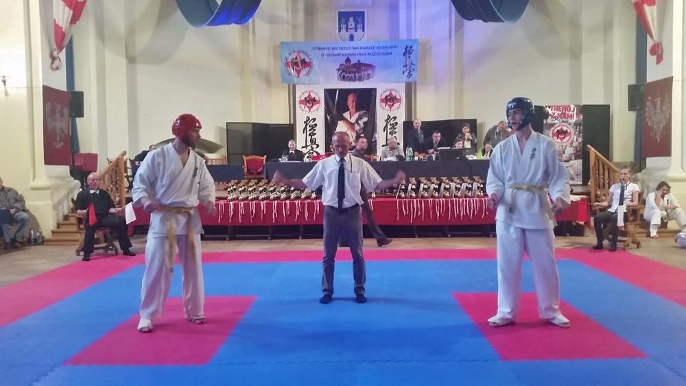 Zdjęcia z: XI Otwarte Mistrzostwa Województwa Lubuskiego w Karate Kyokushin o Puchar Burmistrza Kożuchowa 5.05 '18
