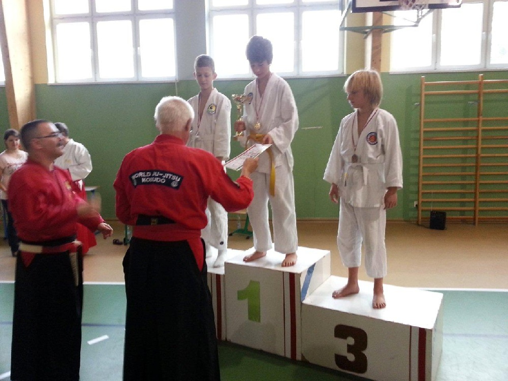 Zdjęcia z: XVII MP Ju Jitsu w Zielonej Górze