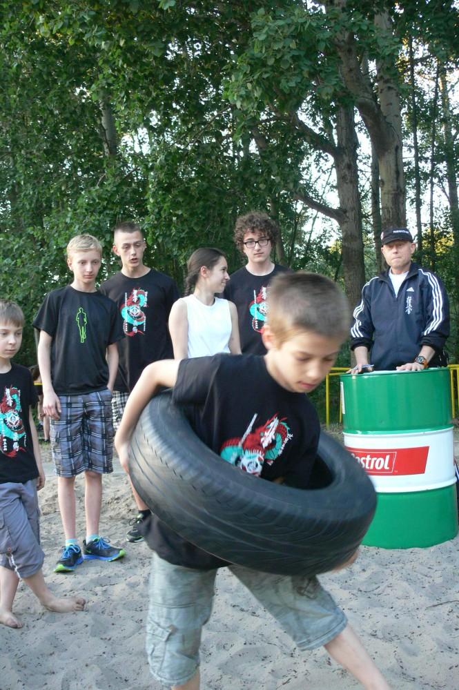 Zdjęcia z: Zawody BKSzW Przyjezierze 2015