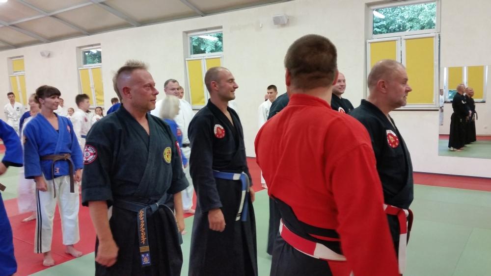 Zdjęcia z: Zgrupowanie Ju JItsu 2016 w Kołatce