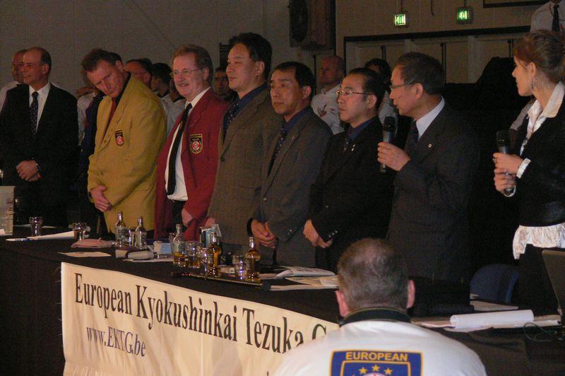 Zdjęcia z: Mistrzostwa Europy Kyokushin-Tezuka Group Holandia - styczeń 2008